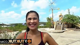 Amateur Porn point of view coition travel vlog of caucasian