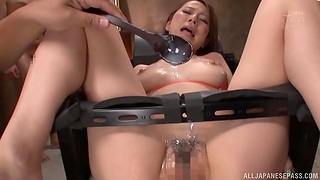 Nasty group sex relating to cock stimulated Japanese pornstar Kitagawa Eria