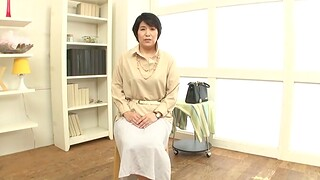 Shy Japanese mature Sanada Youko moans greatest extent sucking a dick