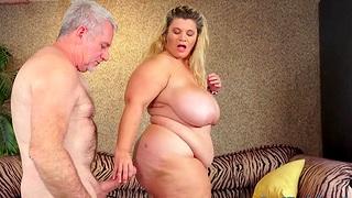 Monster Tits Plumper Hayley Jane Shagged