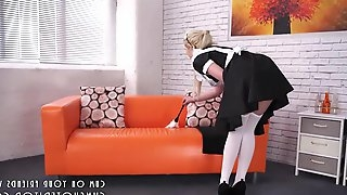 Young Teen Maid Jerk Off Instructions